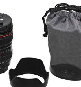 Объектив Canon ZOOM LENS EF 24-105mm 1:4 L IS USM