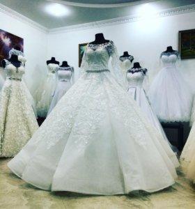 Новинка. Супер пышное свадебное платье