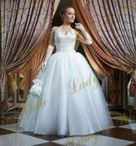Свадебные платья новые дешего