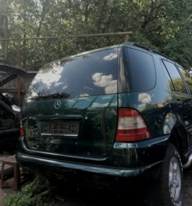 Мерседес М 163 кузов
