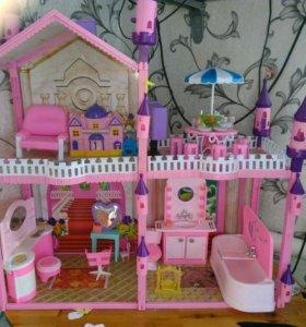 Дом Барби