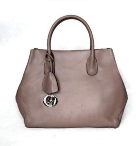 Сумка Dior Open Bar Tot Bag, бежевая