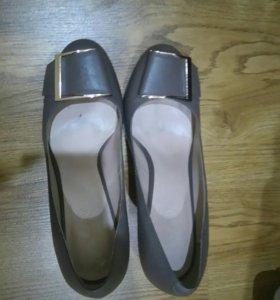 Туфли кожаные,36 размера,calipso