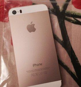 Корпус iPhone 5s (золото-шампань)