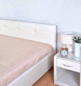"""Кровать двуспальная """"Орхидея"""""""