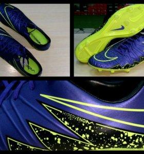 Бутсы Nike Hypervenom Phelon ll FG