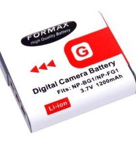 Аккумулятор для фото sony,digicare