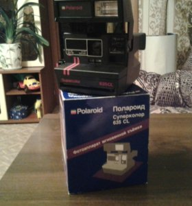 Фотоаппарат мгновенной съемки Polaroid