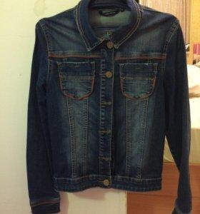 Джинсовая куртка 42 размер