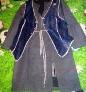 Платье шерсть 100%