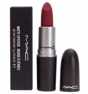 Губная помада MAC Matte Lipstick Rouge a Levres