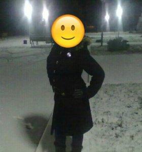 Пальто-драп 1200