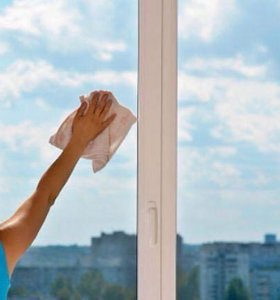 Уборка квартир, домов, офисов. Мытьё окон.