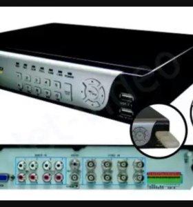 Видеорегистратор 8 кан. GF-DV0802