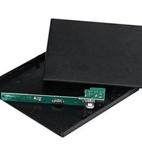 Внешний корпус для DVD привода Slim USB-IDE