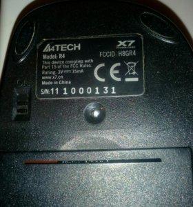 Мышка безпроводная А4tech