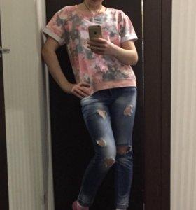 Продам кофты, джинсы