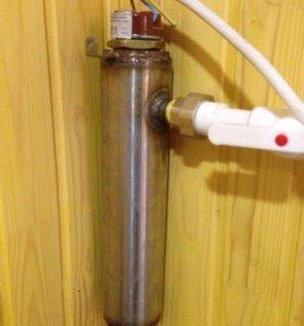 Мини электрокотел для отопления