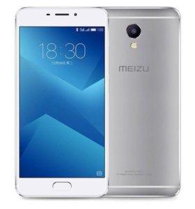 Новый Meizu M5 Note 3гб / 16 гб