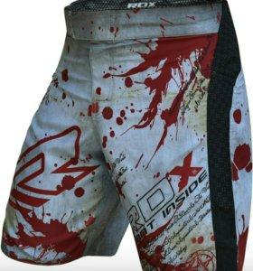 Шорты RDX MMA Grappling Shorts Revenge Series