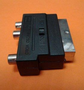 Scart-VGA переходник