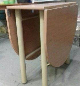 Стол складной овальный