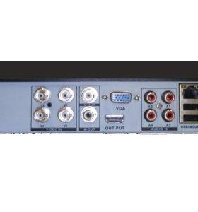 AHD видеорегистратор r704 для видеонаблюдения