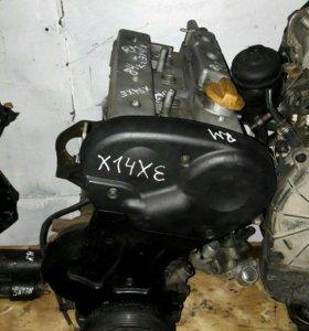 Двигатель опель opel X14XE