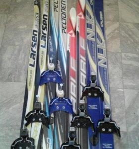 Пластик.лыжи