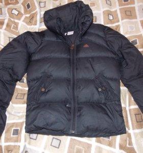Куртка зимняя  адидад  р 44-46