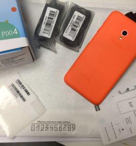 Смартфон Alcatel pixi 4 Модель 5045D