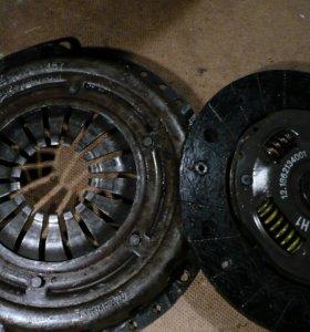 Корзинка сцепления,диск