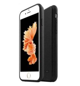 Ультратонкий чехол аккумулятор для iPhone 6/6s