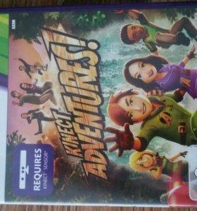 Диск ,,Kinect Adventures''