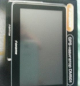 GPS навигатор digma