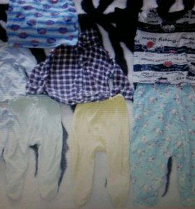 Одежда до полугода