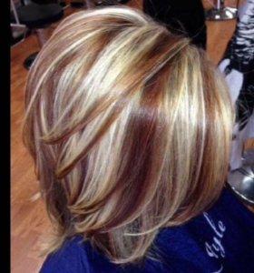 Визажист-парикмахер-колорист