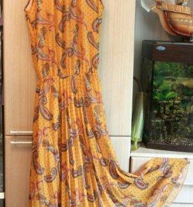 Длинное платье СитиСтайл
