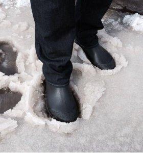 Непромокаемые городские ботинки