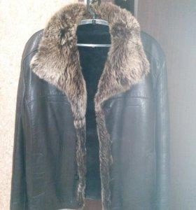 Кожан.зимняя куртка