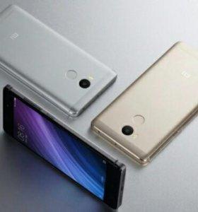 Xiaomi Redmi 4 2Гб/16Гб Grey, silver, gold.