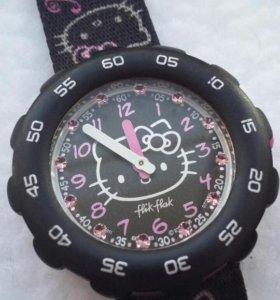 Часы swatch flik-flak.
