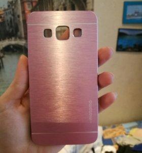 Чехол на Samsung A3