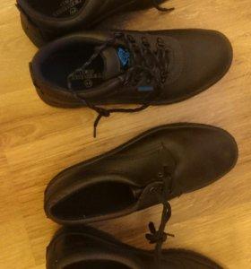 Ботинки туфли спецовочные