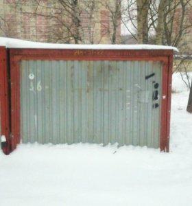 Продаётся гараж-пенал.