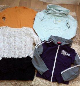Одежда для девочки подростка на 14-16 лет
