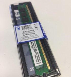 Оперативная память DDR 3 8G 1333ghz