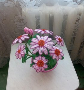 Цветок бисер