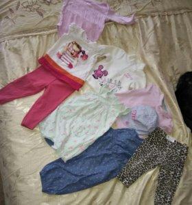 Пакет вещей для вашей малышки