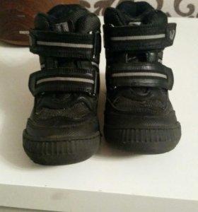Ботинки весенние Minimen
